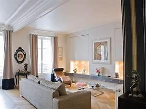 Deco Salon Moderne : deco salon moderne ancien ~ Teatrodelosmanantiales.com Idées de Décoration