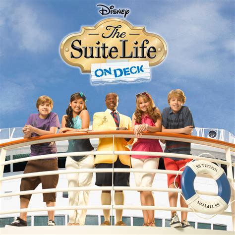 disney channel nickelodeon more the suite on deck season 3