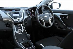 Hyundai Elantra Interior Right Hand Drive