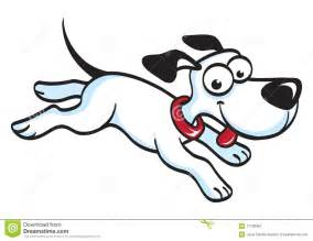 Cartoon Dog Running