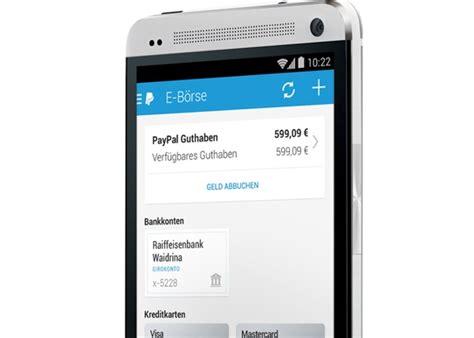 paypal mit nfc nutzen paypal bezahlen mit smartphone