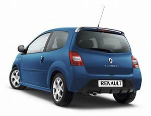 Renault Twingo Updated For 2010