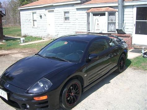 2003 Mitsubishi Eclipse Gt Specs by 03 Eclipse Gt 2003 Mitsubishi Eclipse Specs Photos