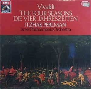 Vivaldi*, Itzhak Perlman, Israel Philharmonic Orchestra ...