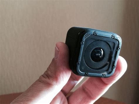 gopros hero session mini camera