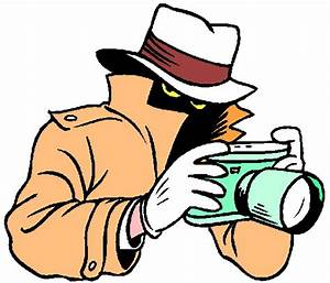 Gallery For > Detective Clipart
