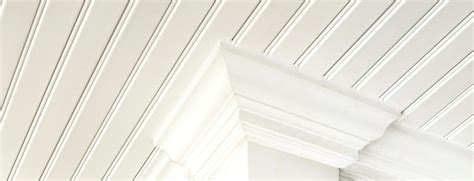 Vinyl Beadboard Ceiling Lowes : Beadboard Ceiling Panels Ceiling Tiles Installed Beadboard