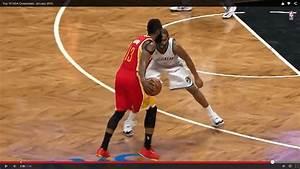 NBA Top 10 Crossovers January 2015 - Basketball Crossover