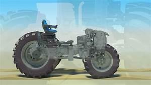 How It Works  New Holland T6 Terraglide U2122 Front Axle