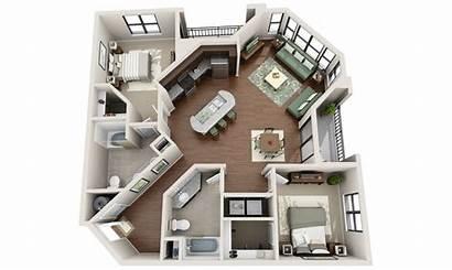 Floor 3d Plan Plans Building Construction Clipart