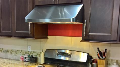 do over the range microwaves have fans replacing over the range microwave with range hood youtube