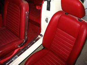 2006 Mustang Leather Bucket Seats in an early 1965 Mustang? Can it be done? - Page 2 - Ford ...