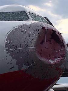 Breaking Atlasjet A320 Radom And Windshield Seriously
