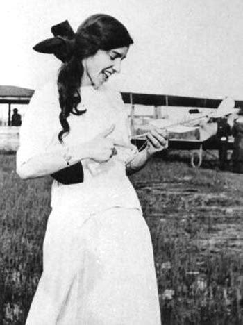 katherine marjorie stinson pioneer aviatrices