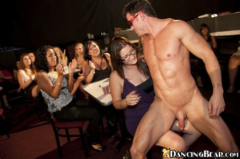 Dancing Bear Sex Party Bachelorette Parties Gone Wild Party Hardcore