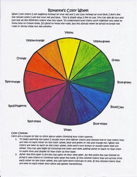art house 577 my color wheel