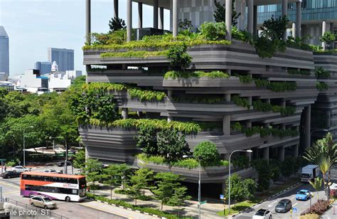 Culture High Rise Gardens Takes Root Singapore News