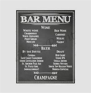 28 free chalkboard menu template 18 chalkboard menu With html menu bar templates free download
