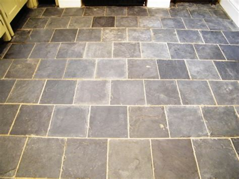 slate floor kitchen stone floors ideas we know how to do it
