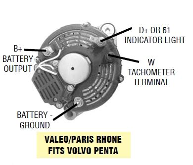 Volvo Penta Alternator Wiring Diagram Somurich