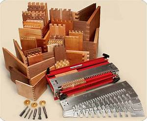 MLCS Master Joinery Dovetail Set and Templates