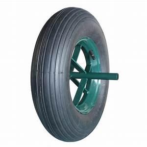 Roue De Brouette Bricomarché : roue brouette gonflable acier 250x20 pole vert montauban ~ Melissatoandfro.com Idées de Décoration