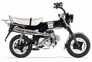 Petite Moto Honda : dax skyteam 125cc pas cher moto homologuee route ~ Mglfilm.com Idées de Décoration