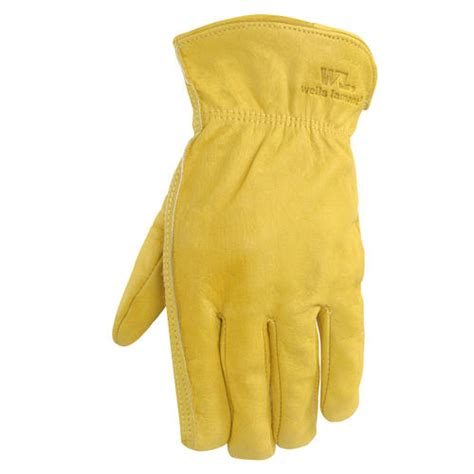Lamont Gloves Cowhide by Lamont S Leather Cowhide Work Gloves At