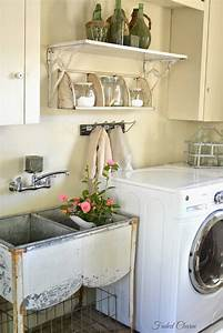 45, Best, Vintage, Laundry, Room, Decor, Ideas, And, Designs, For, 2021