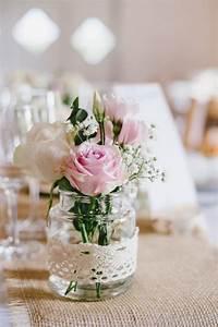 Deko Für Hochzeitstisch : personalisierte hochzeitsdeko ist trend so wird eure hochzeit wirklich einzigartig ~ Markanthonyermac.com Haus und Dekorationen