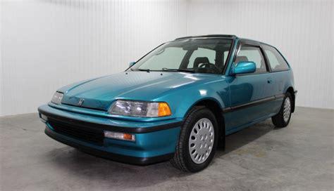si鑒e auto pearl kidney anyone the ef honda civic japanese nostalgic car