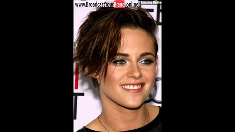 Short Spiky Haircut For Women With Long Side Swept Bangs