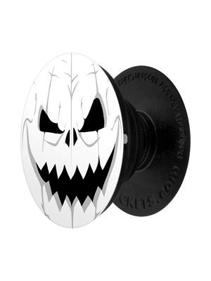 pumpkin face popsocket phone stand  grip buy