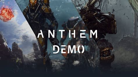 The Anthem Closed Demo Pre-load Is Now Live On All Platforms