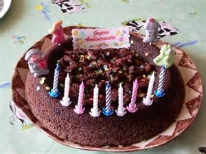 recette de gâteau d 39 anniversaire au chocolat la recette facile - Recette Gateau Mariage