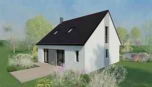 Vide Maison 72 : plan maison individuelle 3 chambres 72 habitat concept ~ Dode.kayakingforconservation.com Idées de Décoration