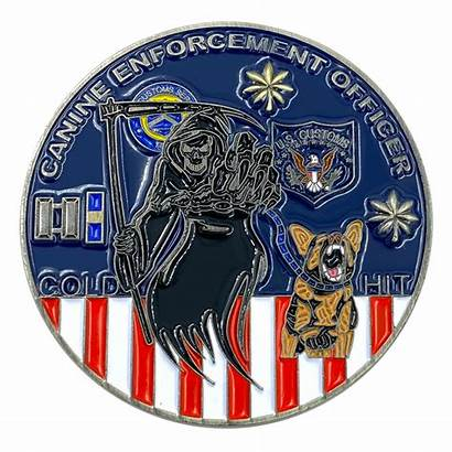 K9 Customs Challenge Treasury Officer Enforcement Canine
