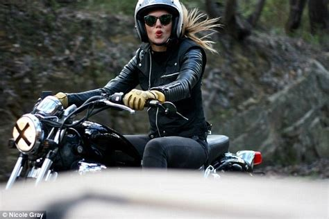 Meet The Glamorous All-girl Motorcycle