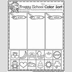 Back To School Preschool Worksheets  Teachers Pay Teachers  My Store  Preschool Worksheets