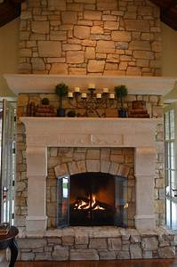 Amazing, Fireplace, And, Mantle