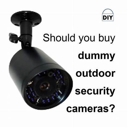 Security Cameras Camera Fake