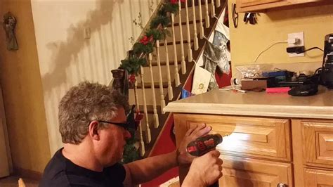 easy drawer front installation carpenter hacks  tricks