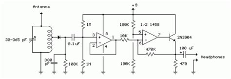 build micro power  broadcast transmitter