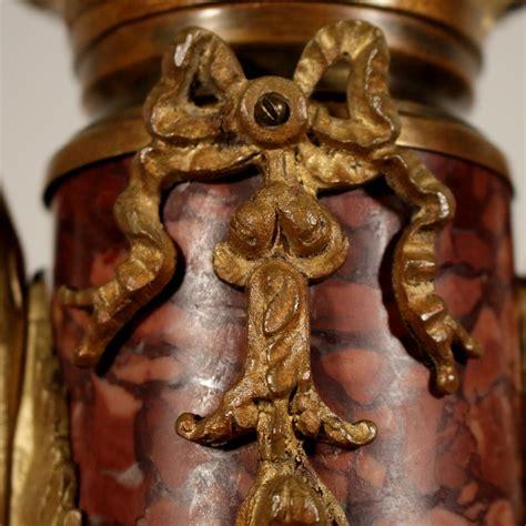 vasi marmo coppia di vasi in marmo oggettistica antiquariato