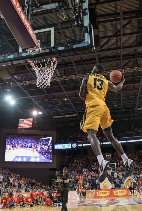slideshow gcu hosts slam dunk  point championships