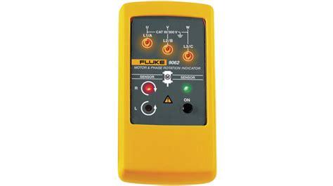 Fluke 9062  Motor & Phase Rotation Indicator Cegroup