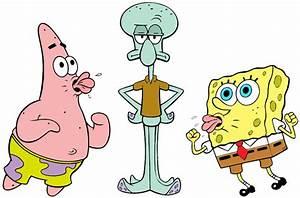 Spongebob Squarepants Clip Art | Cartoon Clip Art