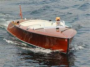 Photos of Old Wooden Speed Boats For Sale