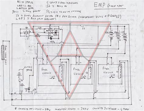 Emp Generator Schematic All