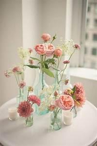 Ausgefallene Hochzeitsdeko Ideen : sch n dekoriert inspirationen f r kreative blumendeko ganz nach deinem geschmack ~ Frokenaadalensverden.com Haus und Dekorationen